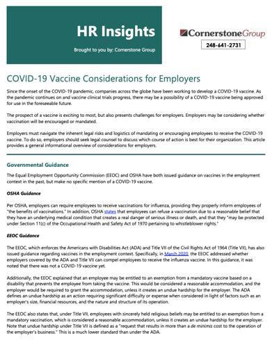 COVID-19 Vaccine Pic